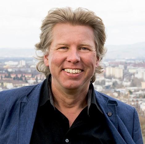 Henrik Langholf von Zukunftsmoderation (Innovationworkshop)