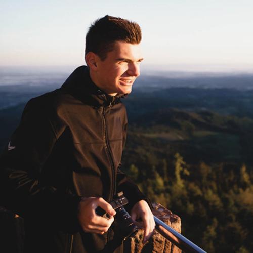Chris Keller, Filmer und Fotograf