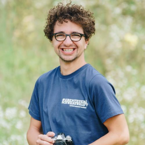 Adrian Hiss, Fotograf