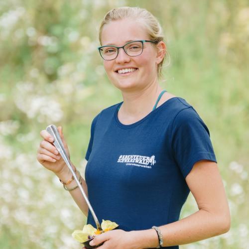 Annka Klotz, Küchenchefin