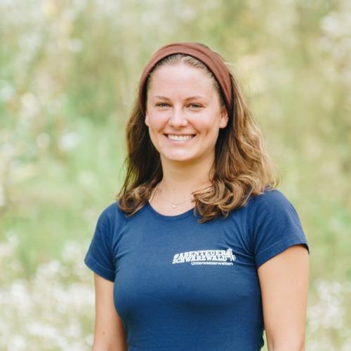 Sophie Henriksson, Freitauchen und Camp Organisation