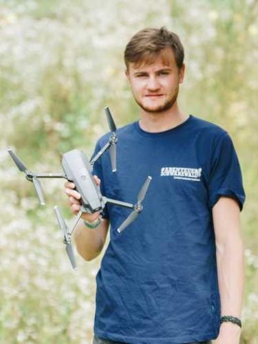 Stephan Radegast - Drohnenpilot und Filmer